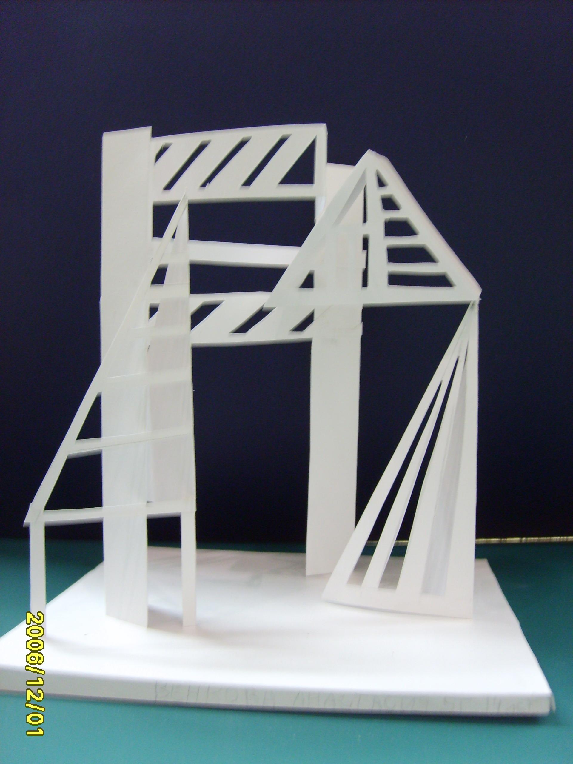 Макет зданий своими руками для начинающих 3